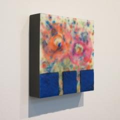 Blue Flower Boxes side